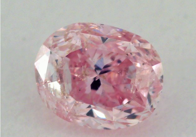 Natural Fancy Intense Pink Diamond