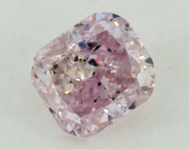 Purplish Pink Diamond