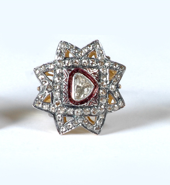 Victorian Jewellery Ring - 3