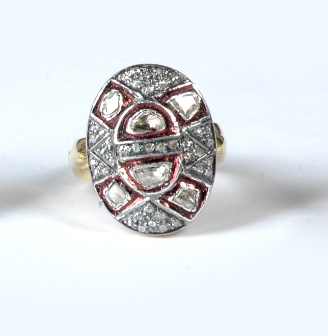 Victorian Jewellery Ring - 4