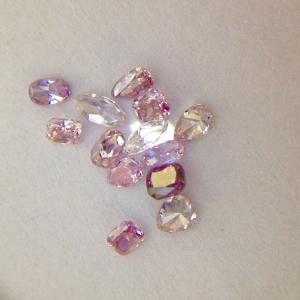 Natural Fancy Pink Diamonds