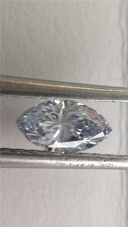 Natural Fancy Light Blue Diamond 0.20 ct