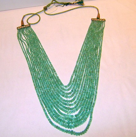EMERALD GEMSTONES  BEADS