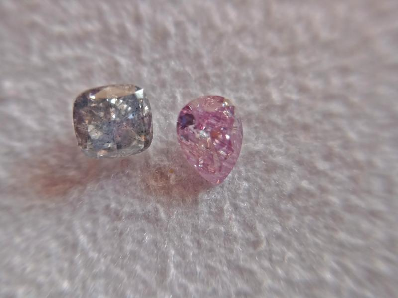 pink diamond manufacturer
