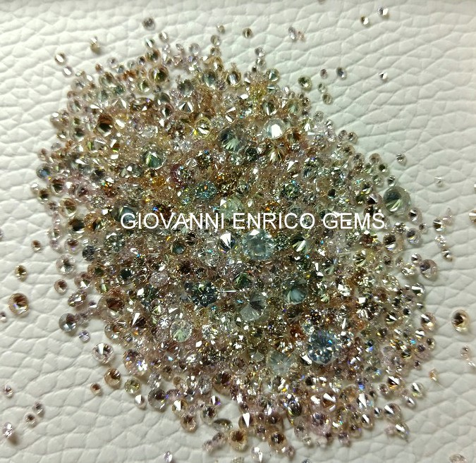 pink diamonds manufacturer