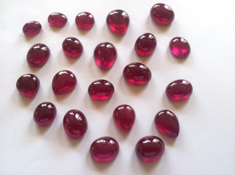 Treated Burma Ruby