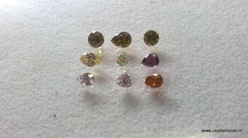 indian color diamond
